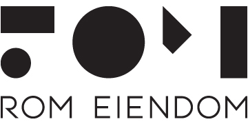 Rom Eiendom AS logo