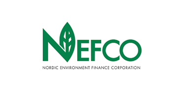 The Nordic Environment Finance Corporation (NEFCO) logo