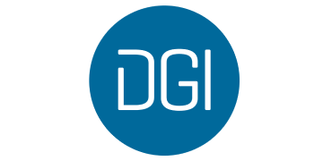 Digitale Gardermoen IS (DGI) logo