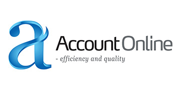 Account Online AS logo