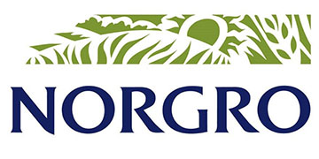 Norgro AS logo