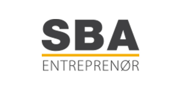 SBA AS logo