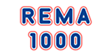 REMA 1000 AS logo