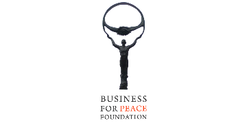 Business for Peace Foundation logo