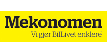 Mekonomen AS logo