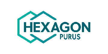 Hexagon Purus AS logo