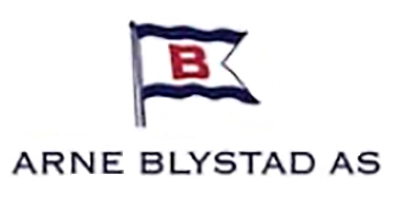Arne Blystad AS logo