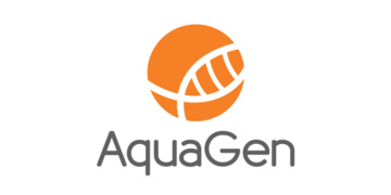 AquaGen AS logo