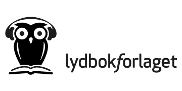Lydbokforlaget AS logo