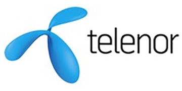 Telenor Norge AS logo