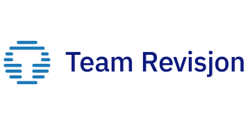 Team Revisjon AS logo