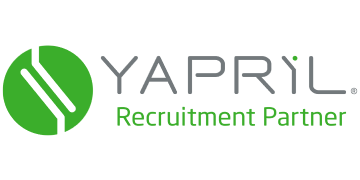 YAPRIL AS logo