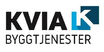 Kvia Byggtjenester AS logo